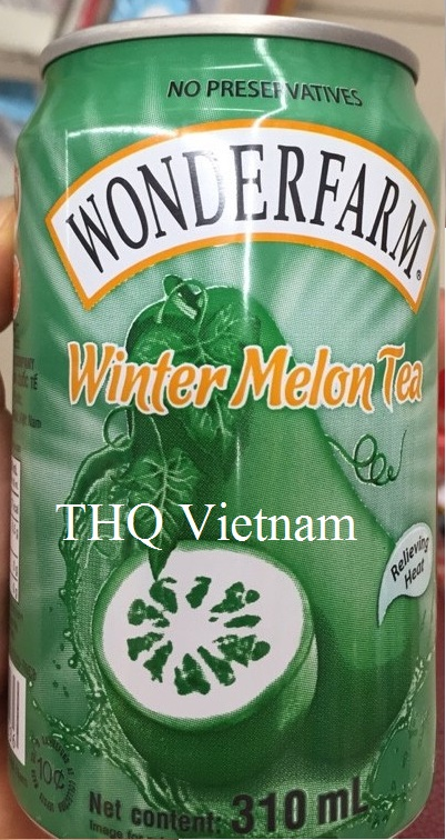 WONDERFARM WINTER MELON TEA DRINK CAN 310ML