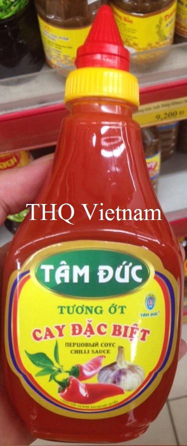Tam Duc Chili sauce 250ml x 24 btls