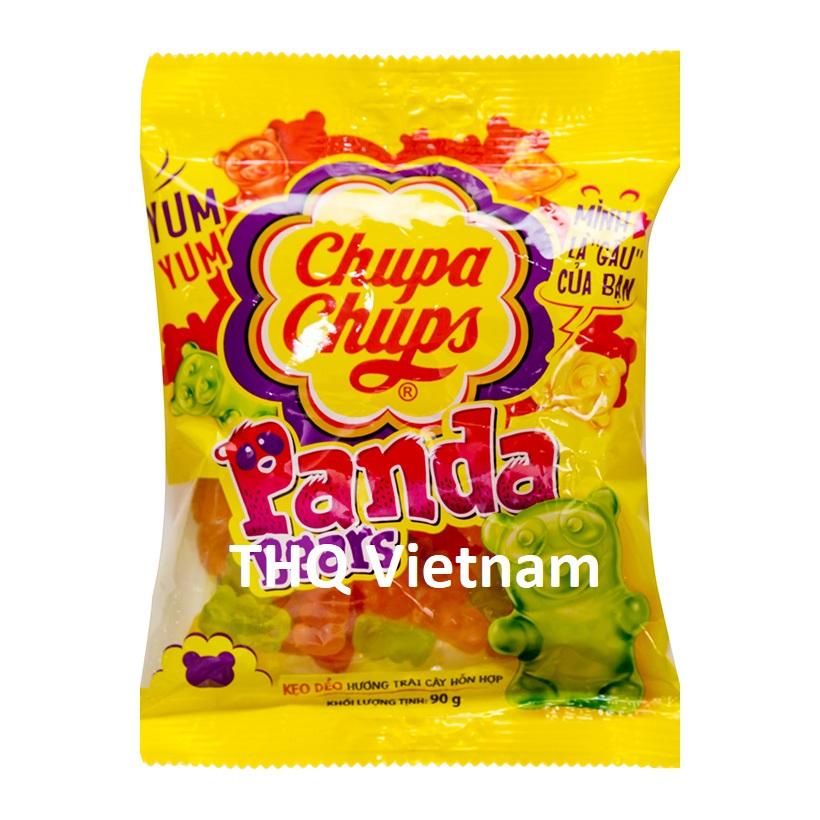Chupa Chups panda bear jelly candy 90 gram