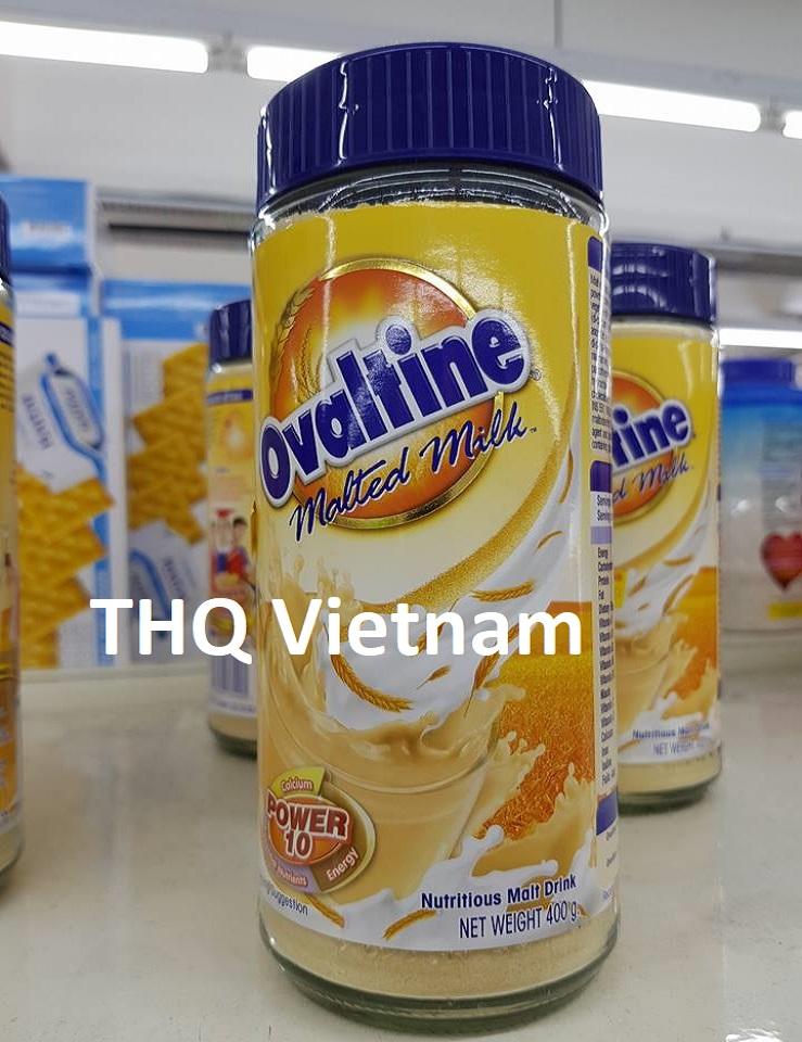 Ovaltine milk powder drink 400 gram