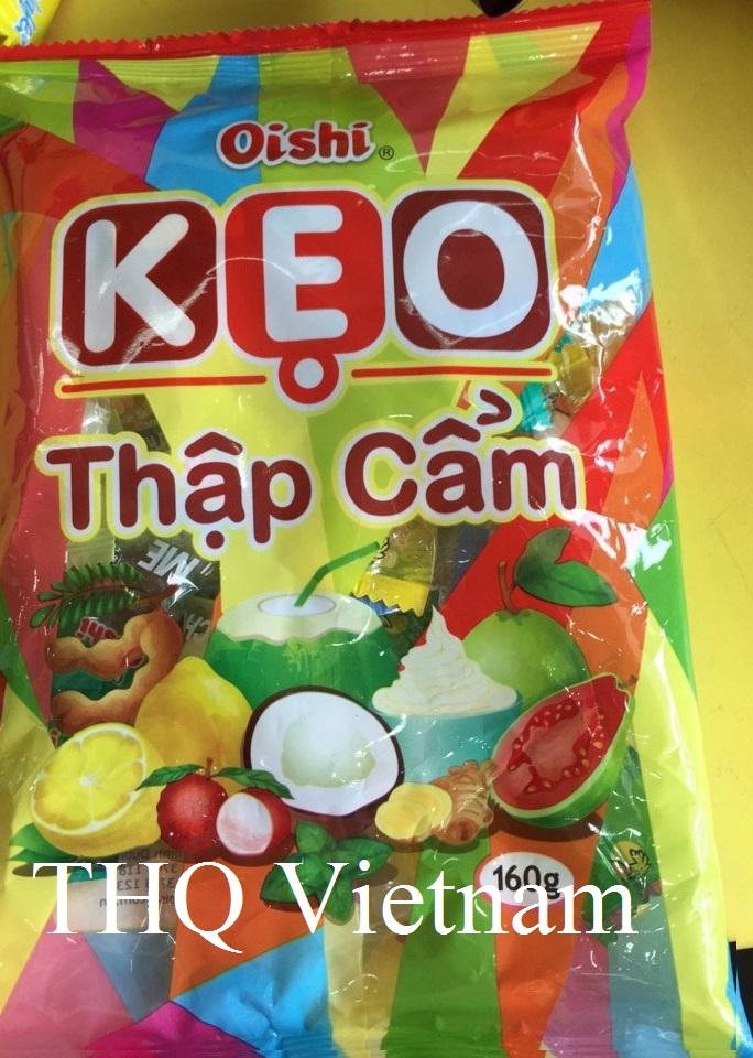 Oishi Candy 160gr