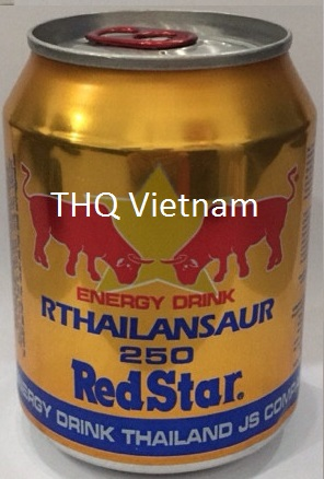 RED STAR ENERGY DRINK 250ML x 24 CAN