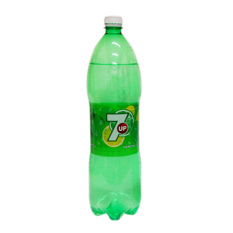 7-UP 1.5L in bottle