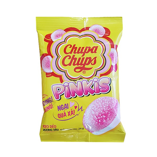 Chupa Chups pinkis jelly candy
