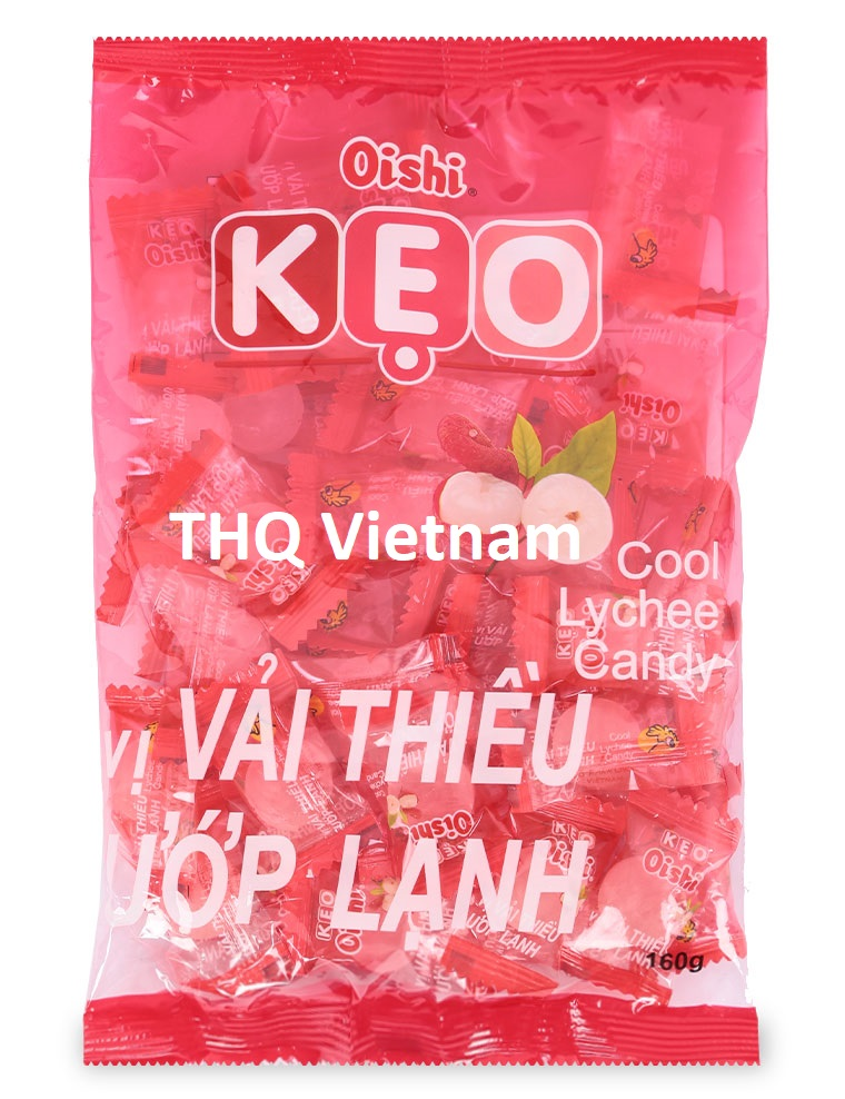Oishi candy from Vietnam