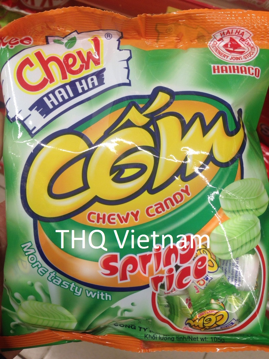 SPRING RICE CHEWY CANDY 32PCS/PACK