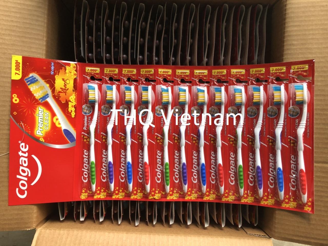 Colgate Toothbrush Premier Clean 288psc