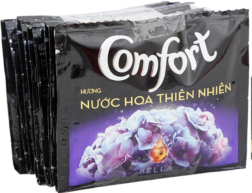 Comfort Perfume Natural Bella 10 Sachets x 20ml