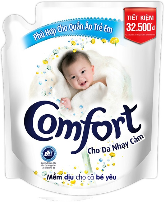 Comfort Concentrate Sensitive Skin 2,6l - Bags
