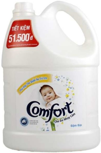 Comfort Concentrate Sensitive Skin 3,8l