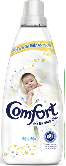 Comfort Concentrate Sensitive Skin 800ml