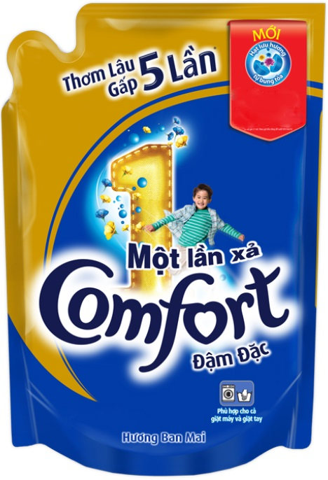 Comfort Concentrate Sunrise Fresh 1,6l- Bags
