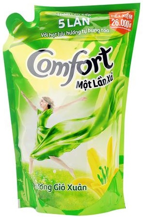 Comfort Concentrate One Time Spring Flavor 1,6l - Bags