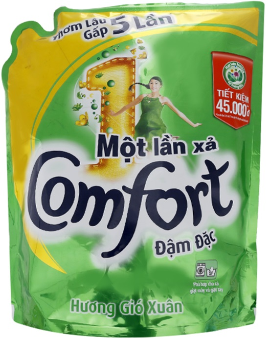 Comfort Concentrate One Time Spring Flavor 2,6l - Bags
