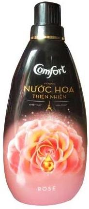 Comfort Perfume Natural Rose 800ml