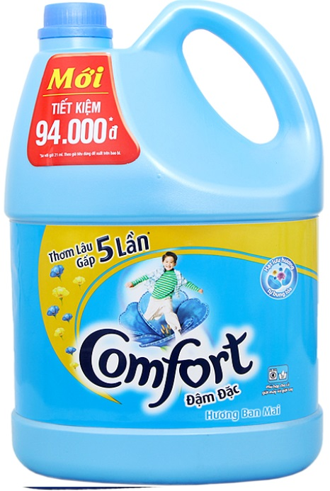 Comfort Concentrate Sunrise Fresh 3,8l
