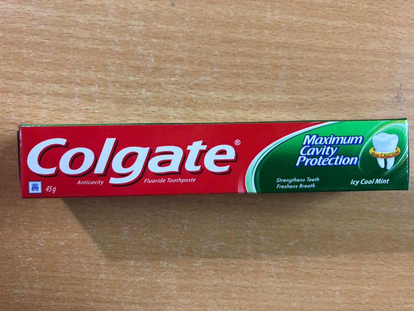 Colgate toothpaste 45 gram