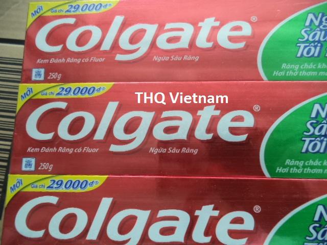 Colgate Cavities maximum toothpaste 250g