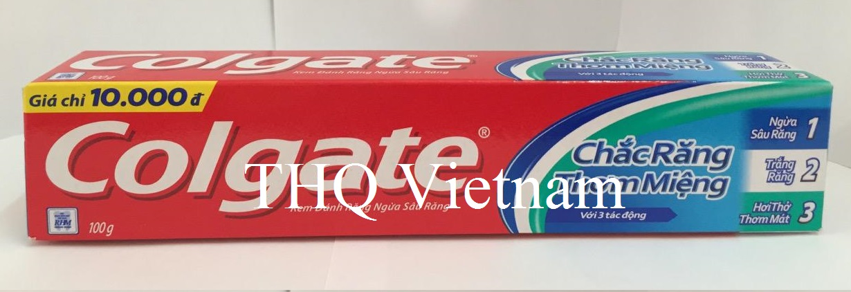 Colgate Toothpaste Tripple action 100gr