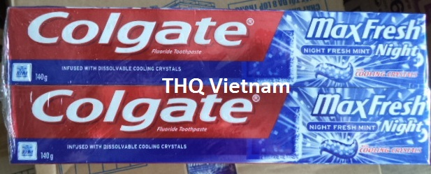 Colgate maxfresh Night toothpaste 140gr