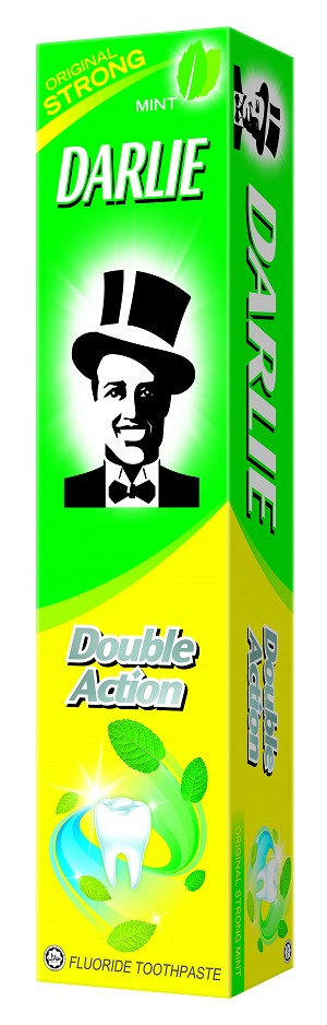 Darlie toothpaste double action 120gr