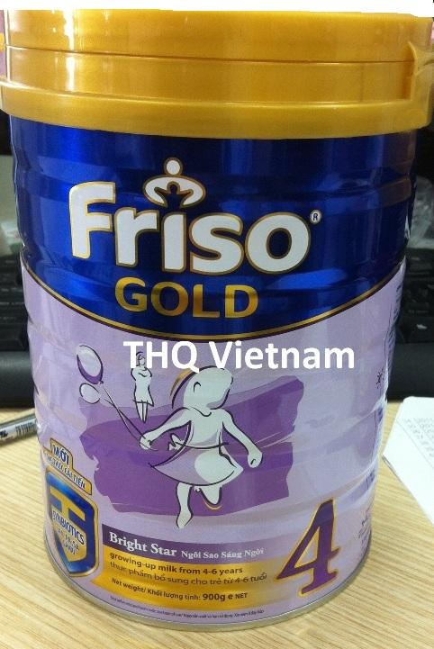 Friso Gold 4 900gram