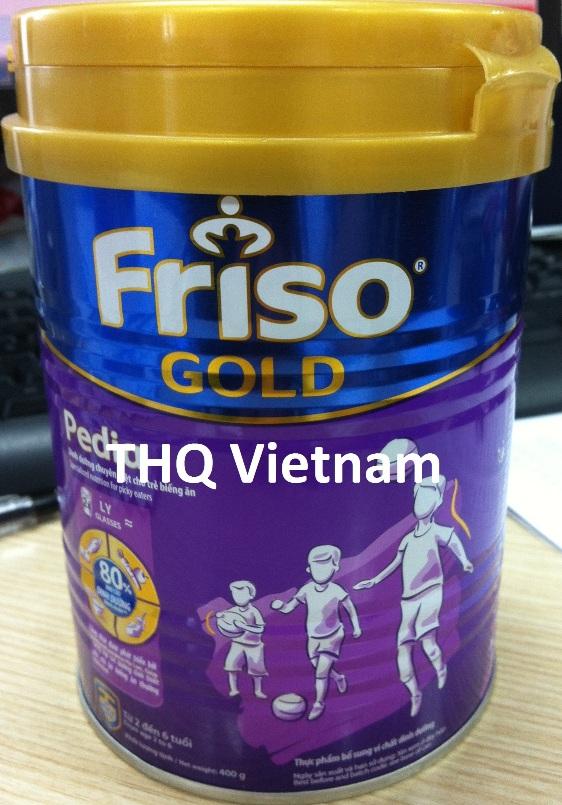 Friso Gold Pedia 3 900gr