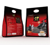 G7 instant coffee 3 in 1- 10packs x 50 sachets x 16gr