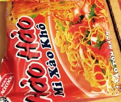 Hao Hao instant fried noodle 75gr x 30 packs