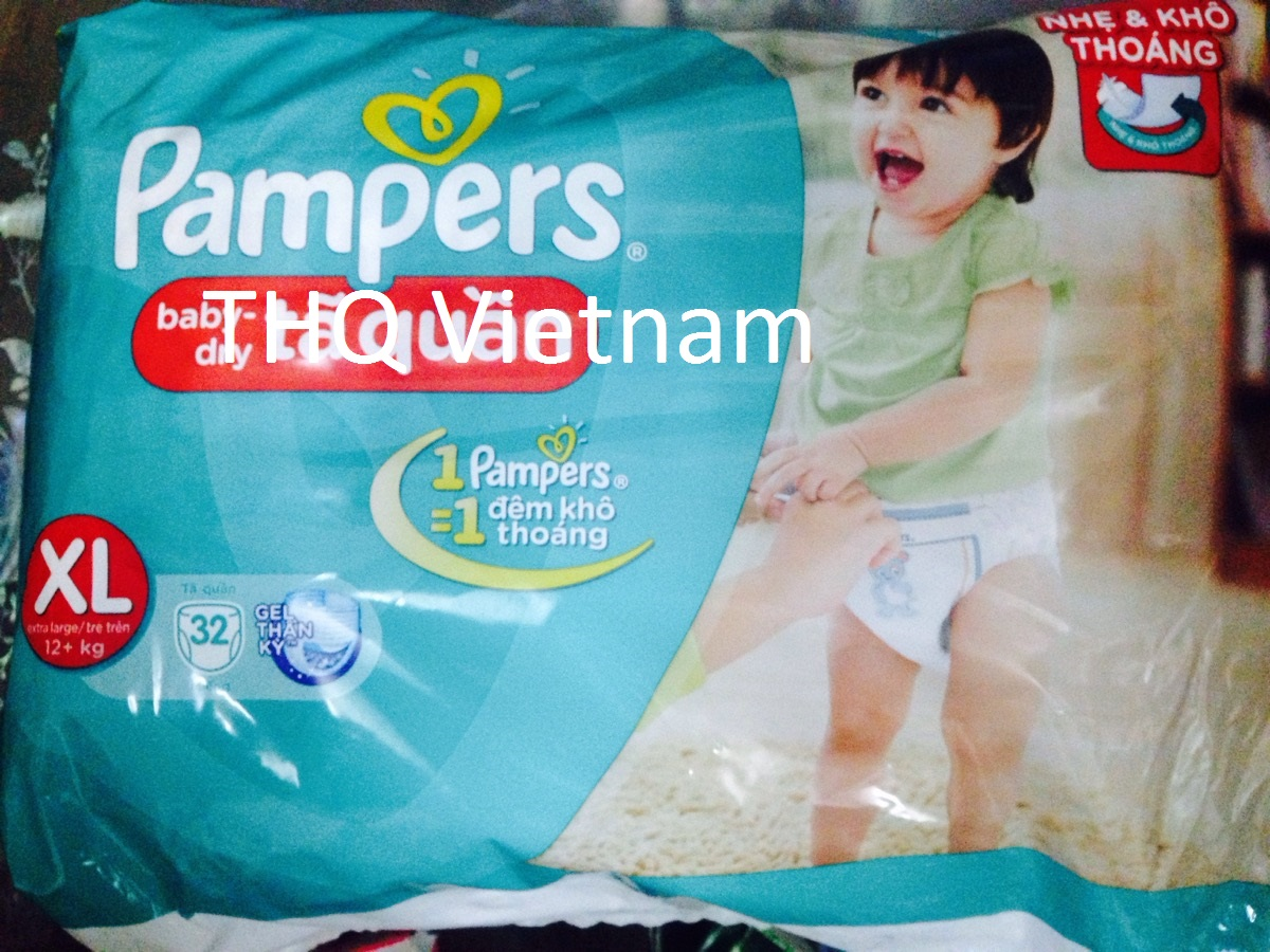 Pampers Dry Pants XL 32 pcs