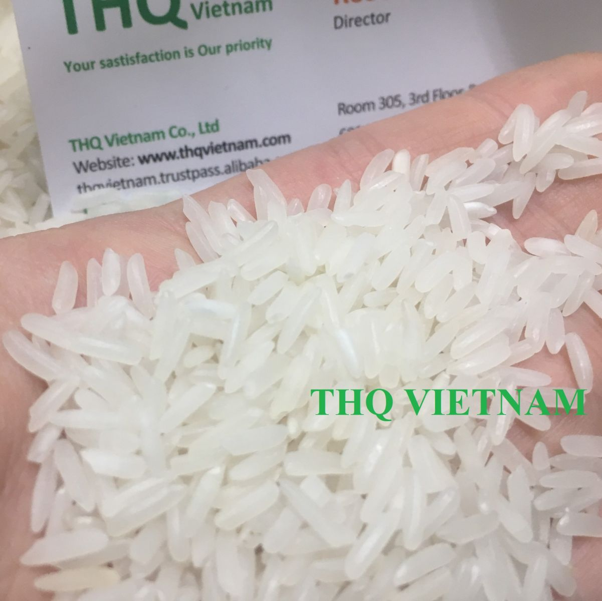 FRAGRANT KDM 5% BROKEN (LAI) RICE