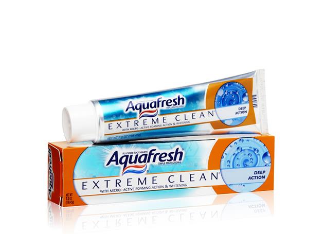 Toothpaste Aquafresh Extreme 185gr