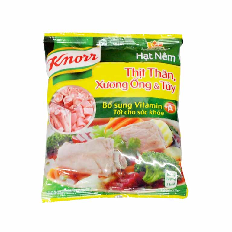Knorr seasoning powder  from rib 400gr