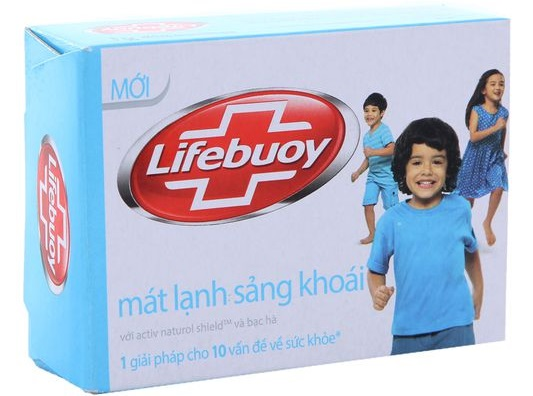 Lifebuoy Soap Cool Menthol 90gr x 72 Soap