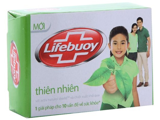Lifebuoy Soap Nature 90gr x 72 Soap
