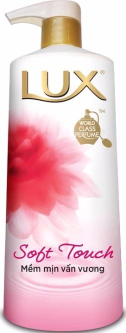 Lux Shower Gel Soft Touch 530gr x 12 Btls