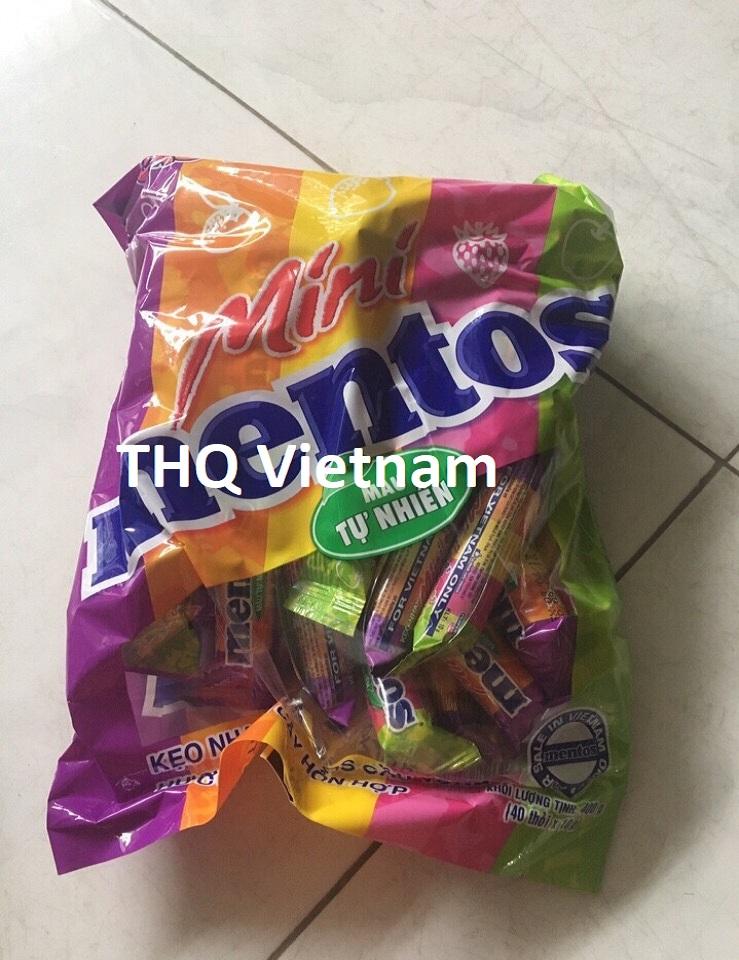 MENTOS Mini candy 40 pcs x 10 gram