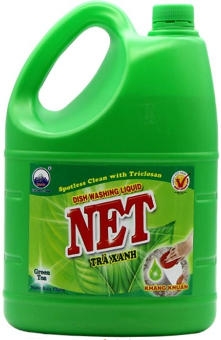 Net Dish Washing Lemon 4kg
