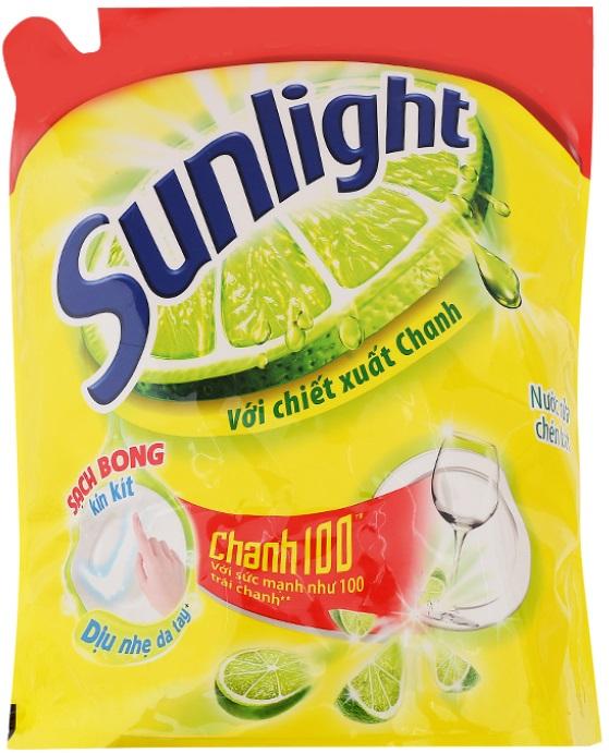 Sunlight dish washing Lemon 2,6kg x 4 Bags