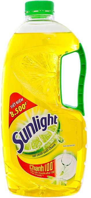 Sunlight dish washing lemon100 1,5kg