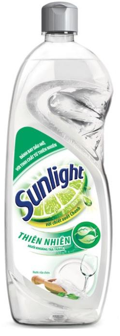 Sunlight dish washing Nature 400gr x 24 Btls