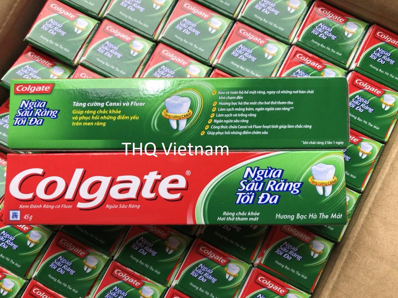 Colgate toothpaste Maximum Cavity Protection 45 gram