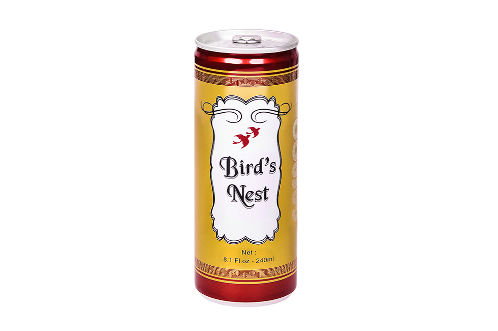 BIRD'S NEST GASACO 240ML X 24 CAN