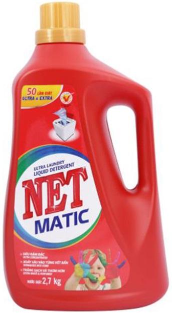 Net Matic Fabric Softener 2,7kg