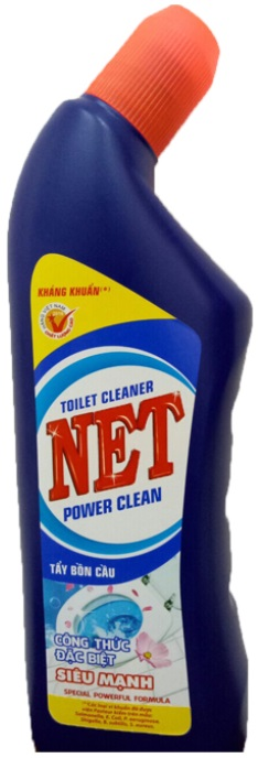 Net Toilet Cleaner Power Clean 500gr
