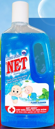 Net Floor Cleaner Mint Fragrance 1Kg