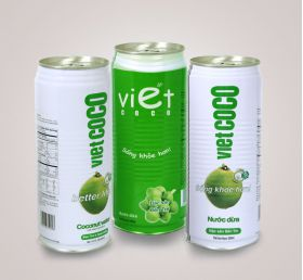 Coconut Water 325ml x 24 can