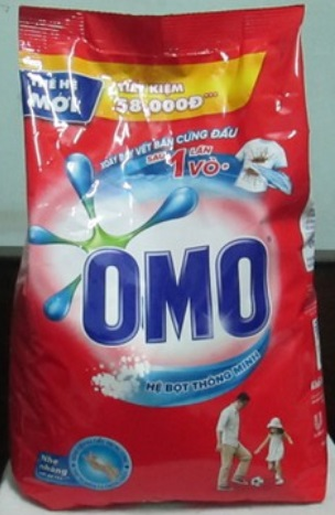 Omo Red Smart Formula Detergent powder 4,5 kg