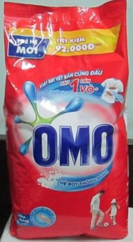 Omo Red Smart Formula Detergent powder 6 kg
