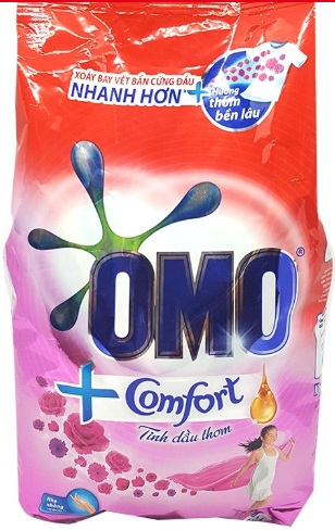 OMO Aromatic Oils Detergent Powder 5,5kg